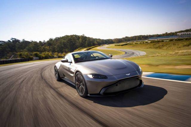 Aston Martin at the Geneva Motor Show 2018 (9)