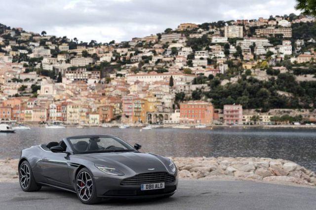 Aston Martin at the Geneva Motor Show 2018 (8)
