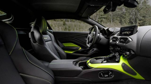 Aston Martin at the Geneva Motor Show 2018 (7)