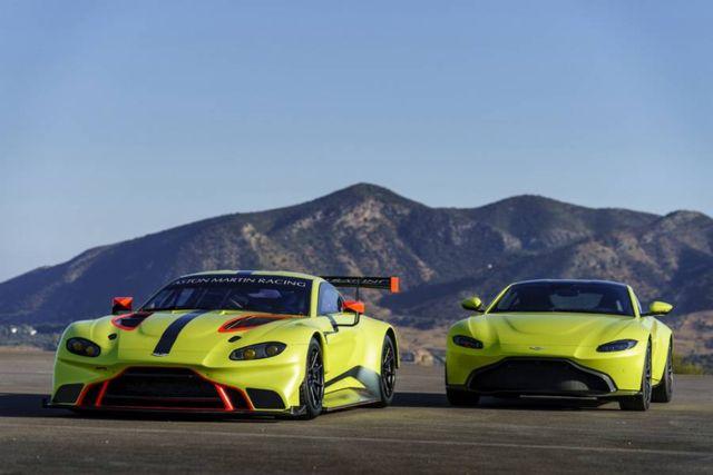 Aston Martin at the Geneva Motor Show 2018 (4)
