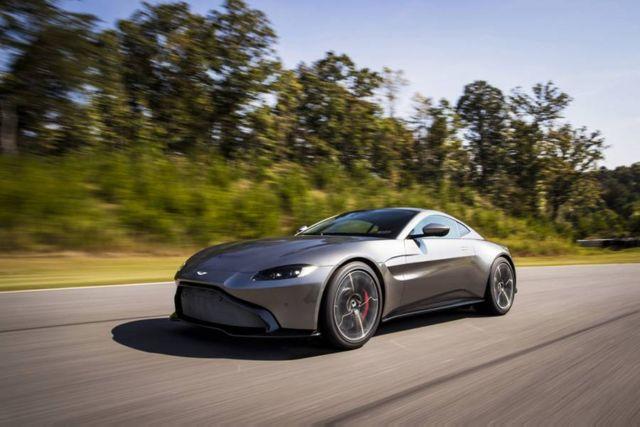 Aston Martin at the Geneva Motor Show 2018 (3)