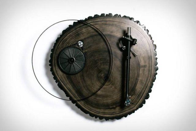 Audiowood Barky Turntable (4)