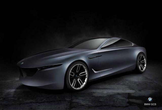 BMW GCS concept