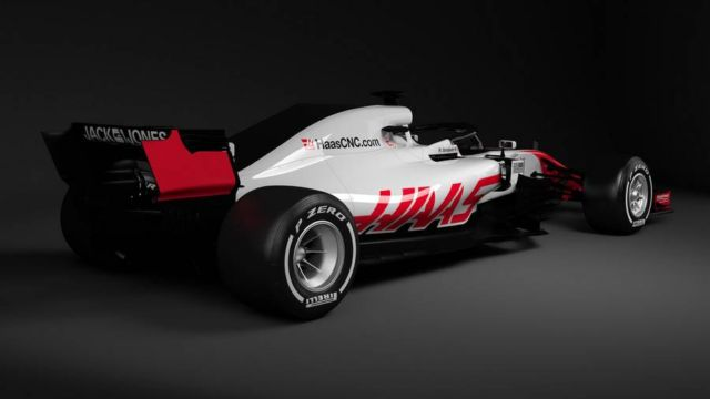 First Halo-equipped F1 race car (2)