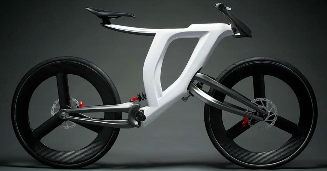 Furia - Hub Center Steering concept bicycle (1)