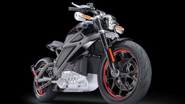 Harley-Davidson All Electric motorcycle confirmed