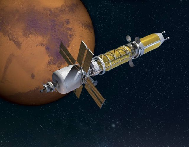 NASA plans to use cheaper options like Atomic Rockets
