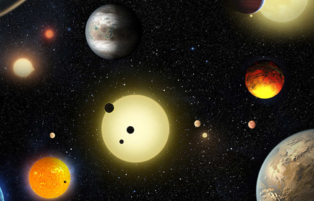 Nearly 100 New Exoplanets have been discovered