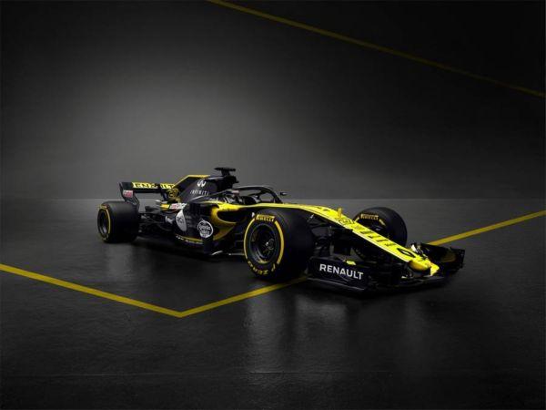 New Renault Sport Formula One Team car (5)
