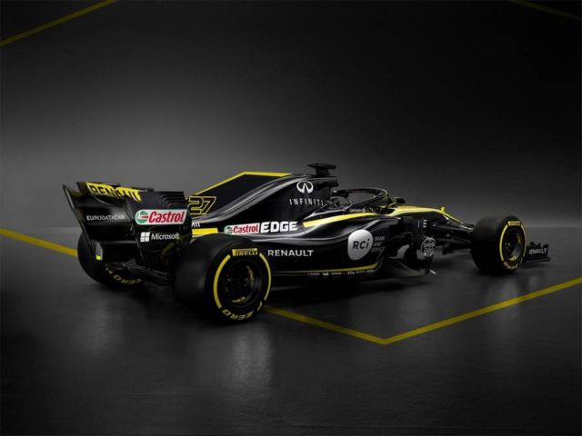 New Renault Sport Formula One Team car (4)