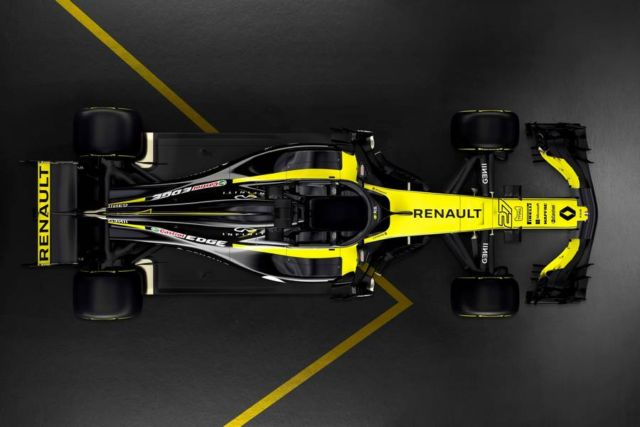 New Renault Sport Formula One Team car (3)