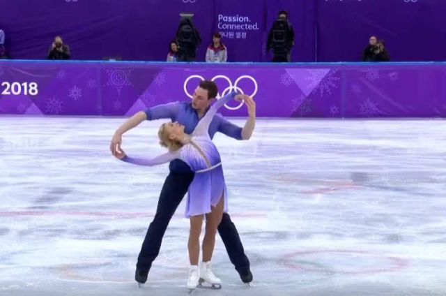 Pair Skating Free Skating Highlights - Pyeongchang 2018