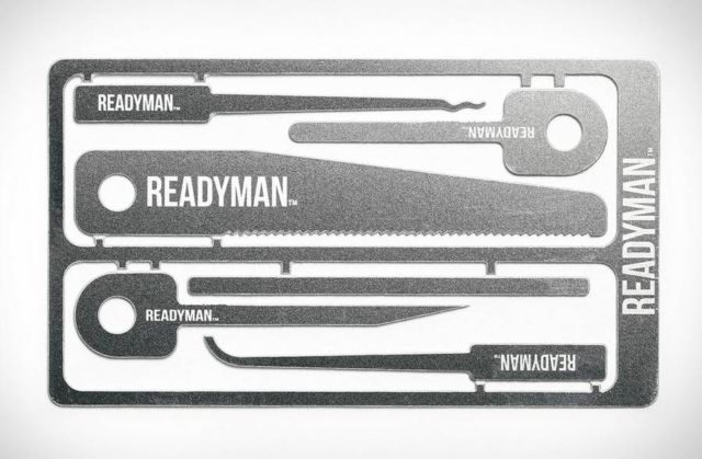 Readyman Survival Cards (1)