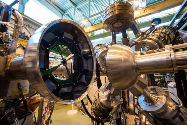 Researchers intend to transport Antimatter in a Van