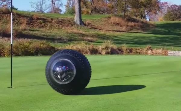 Robot Surveillance Balls