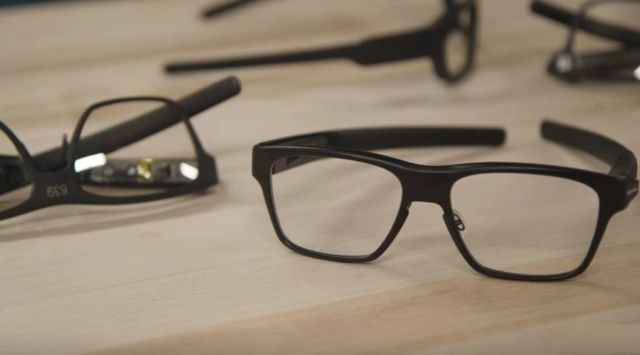 Intel's Vaunt smart glasses