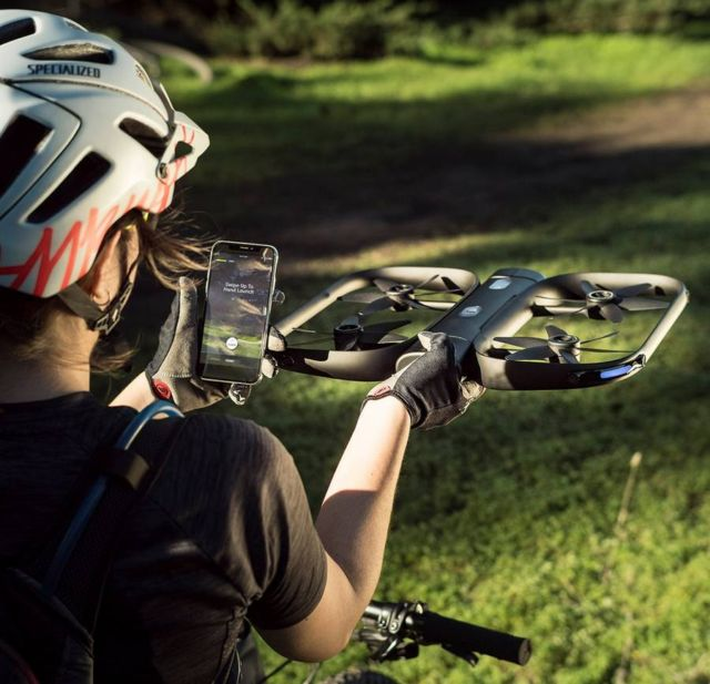 Skydio R1 self-flying camera
