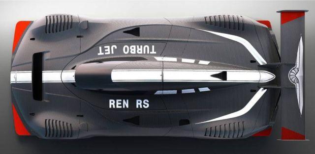 Techrules Ren RS supercar