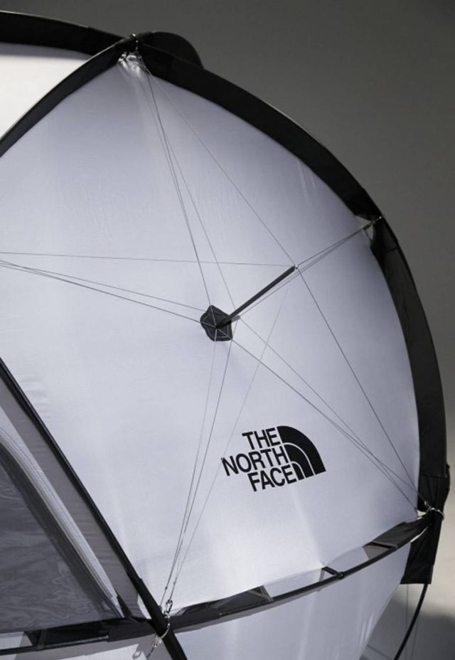The North Face 'Geodome 4' tent (1)