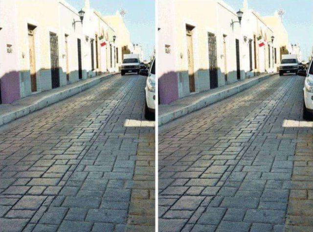 This Optical Illusion of Two Identical Photos will blow-up your mind