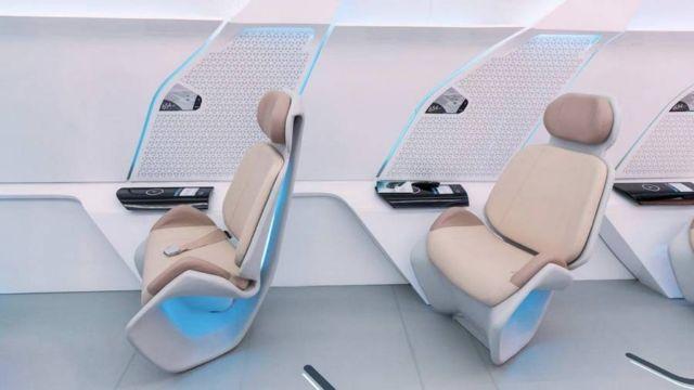 Virgin Hyperloop One prototype pod