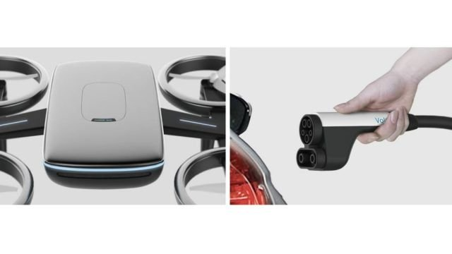 Volt - EV car charging drone service concept (3)