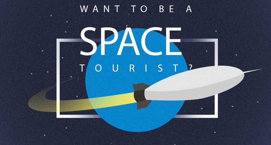 Want to be a Space Tourist