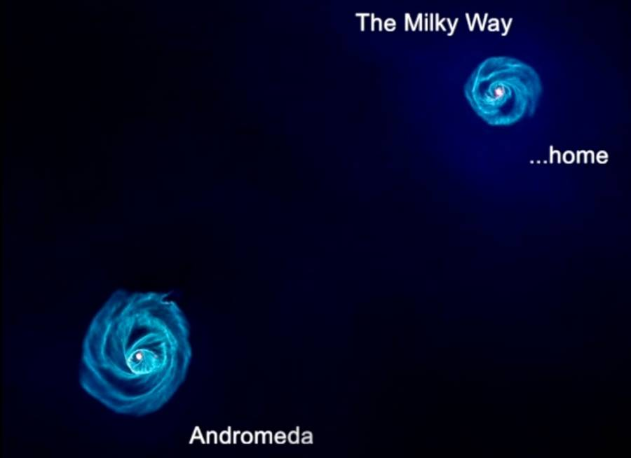 We have been wrong about the size of Andromeda Galaxy