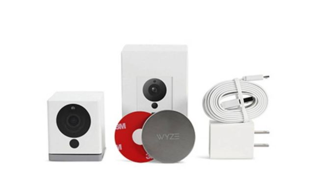 Wyze Cam $20 Smart Security Camera