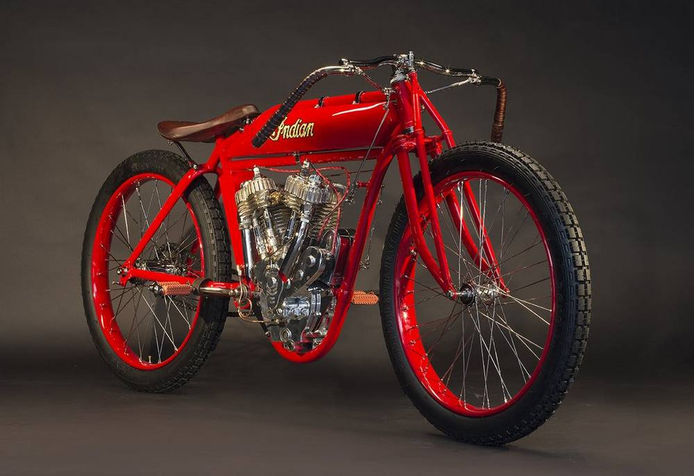 1918 Indian Twin Board-track Racer (5)