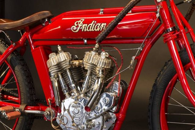1918 Indian Twin Board-track Racer (4)