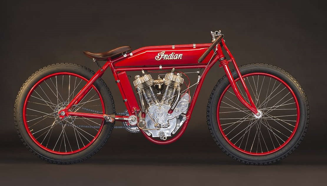 1918 Indian Twin Board-track Racer (1)