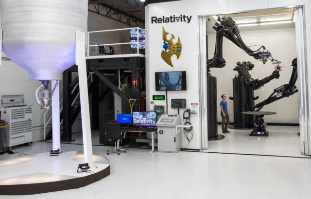 Stargate, the largest metal 3D printer