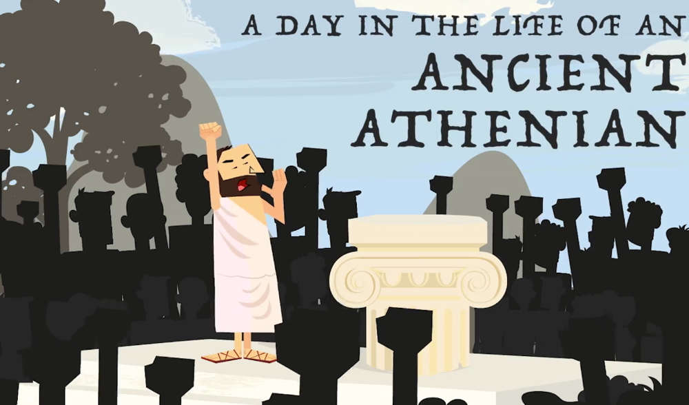 A day in the life of an ancient Athenian