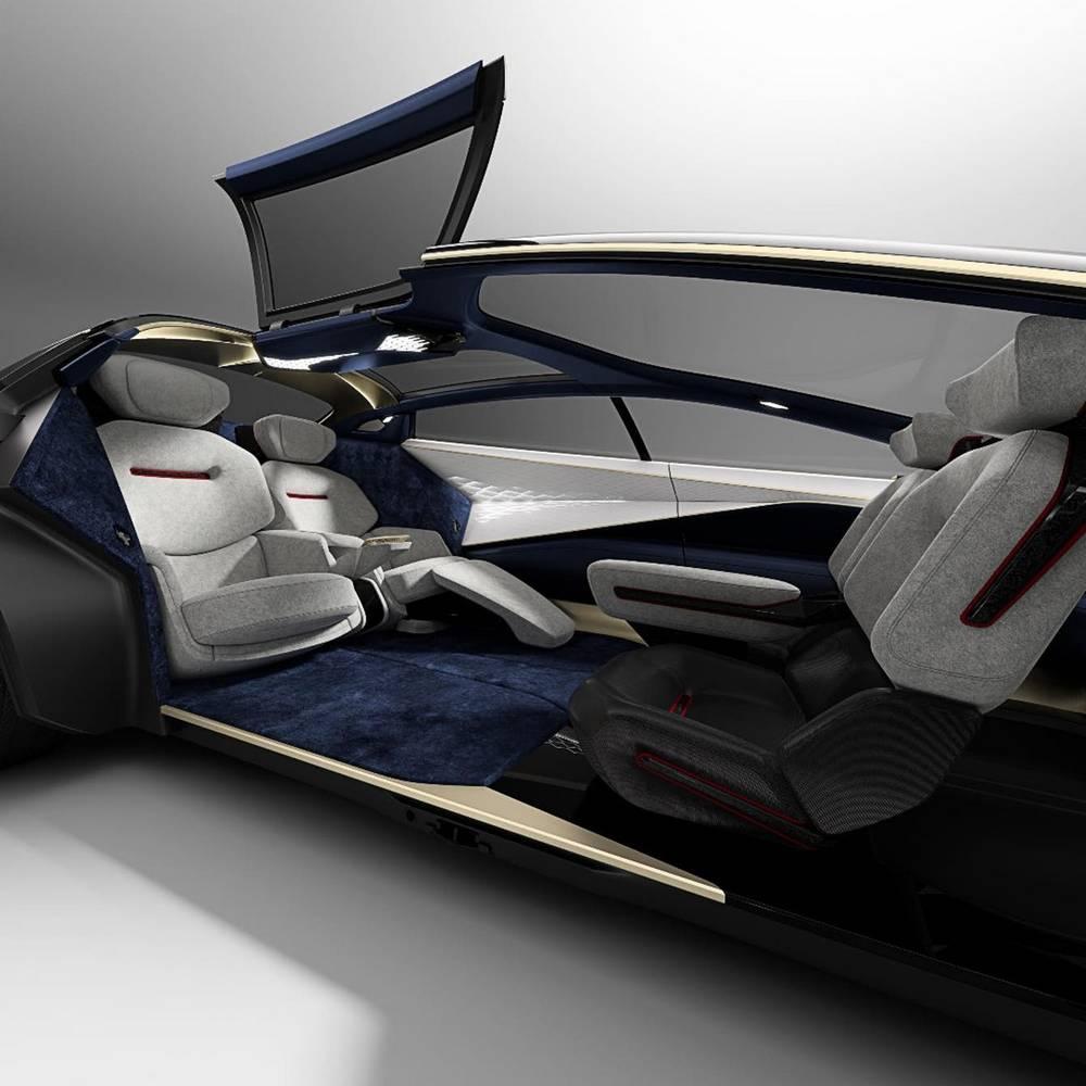 Aston Martin Concept: Aston Martin Lagonda Vision Concept