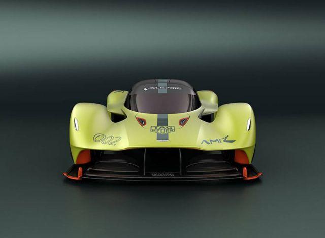 Aston Martin Valkyrie AMR Pro hypercar (4)