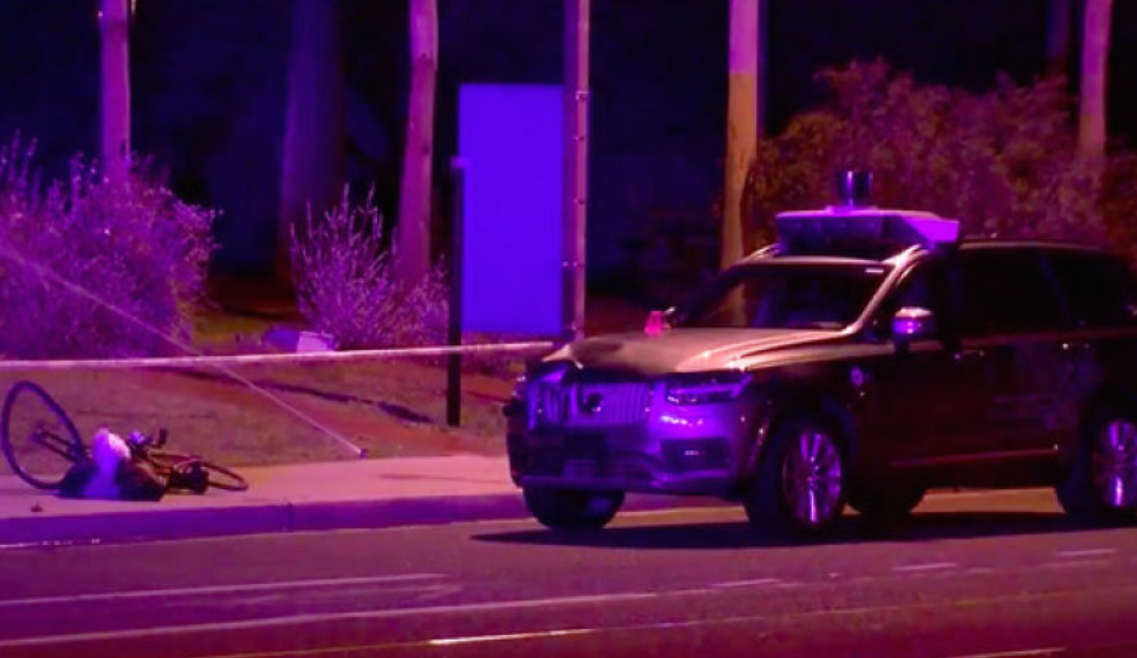 Autonomous Uber not responsible in woman's death