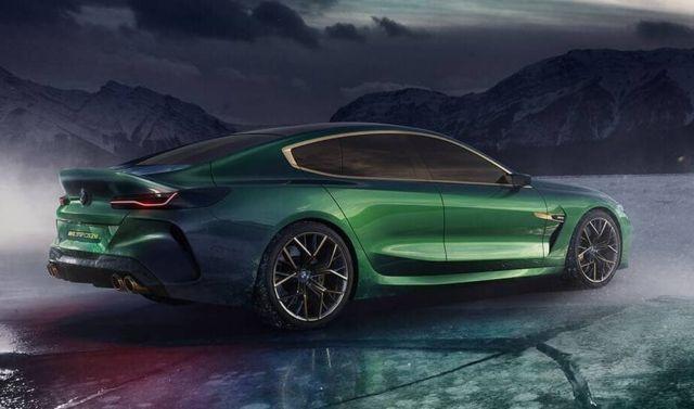 BMW M8 Gran Coupe (5)