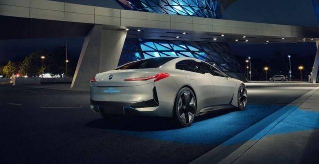 BMW i4 electric sedan (7)