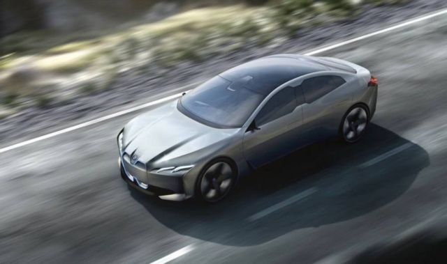 BMW i4 electric sedan (6)