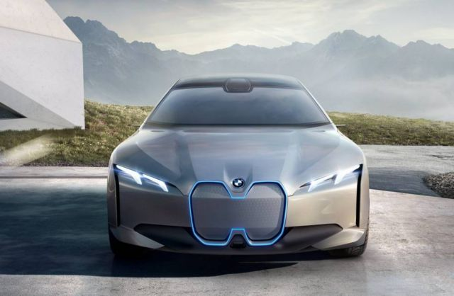 BMW i4 electric sedan (3)