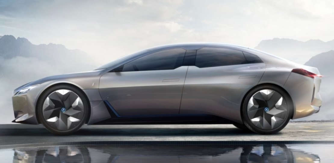 BMW i4 electric sedan (1)
