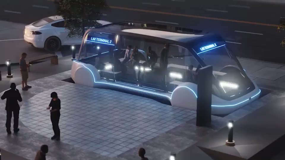 Boring Company the future of mass urban transit