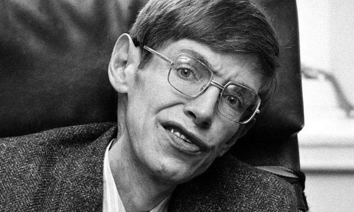 Breaking- Stephen Hawking dies at 76