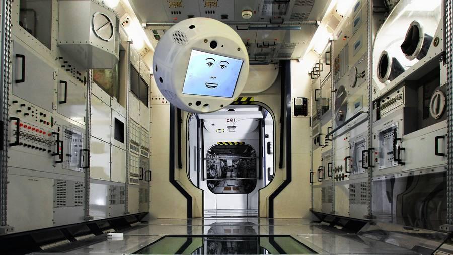 CIMON Astronaut assistance system
