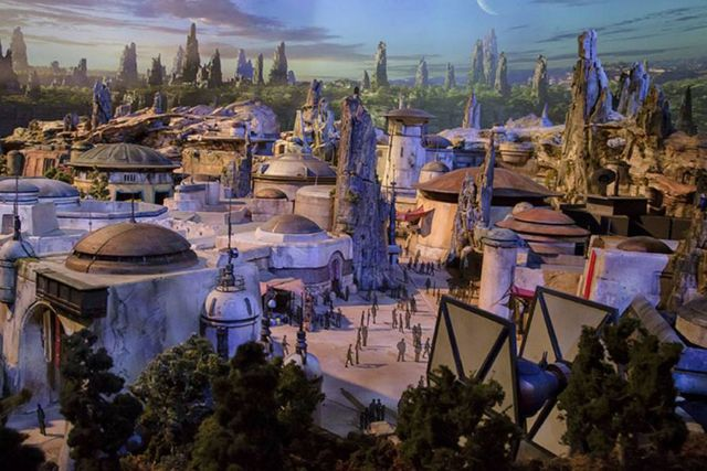 Disney Star Wars theme park (1)