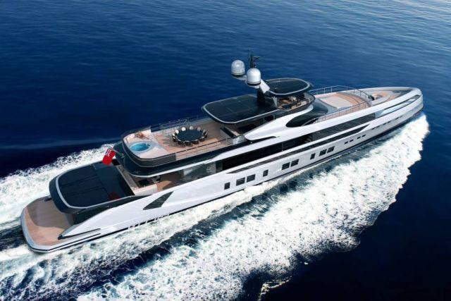 Dynamiq GTT 165 superyacht (5)