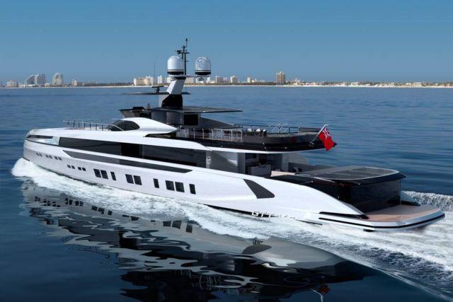 Dynamiq GTT 165 superyacht (4)