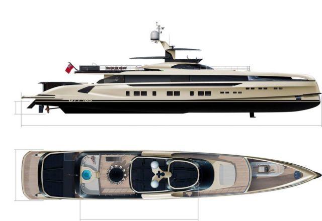 Dynamiq GTT 165 superyacht (2)