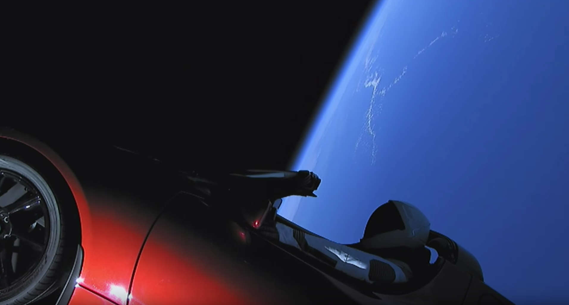 Falcon Heavy & Starman